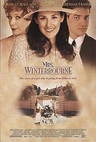 Brendan Fraser, Shirley MacLaine, and Ricki Lake in Mrs. Winterbourne (1996)