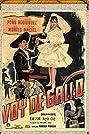 Voy de gallo (1963) Poster