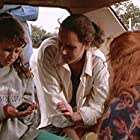 Petra Yared and Emily-Jane Romig in Sky Trackers (1994)