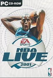 NBA Live 2001 Poster