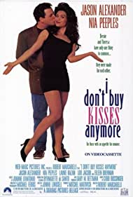 Nia Peeples and Jason Alexander in I Don't Buy Kisses Anymore (1992)