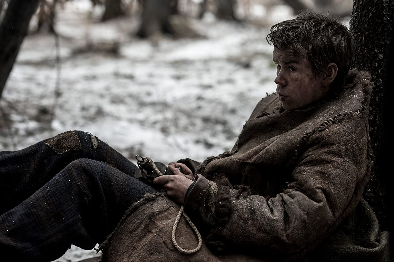 Will Poulter in The Revenant (2015)