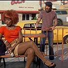 George Carlin and Lauren Jones in Car Wash (1976)