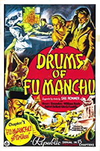 English movie notebook download Drums of Fu Manchu by Jeremy Summers [640x640]
