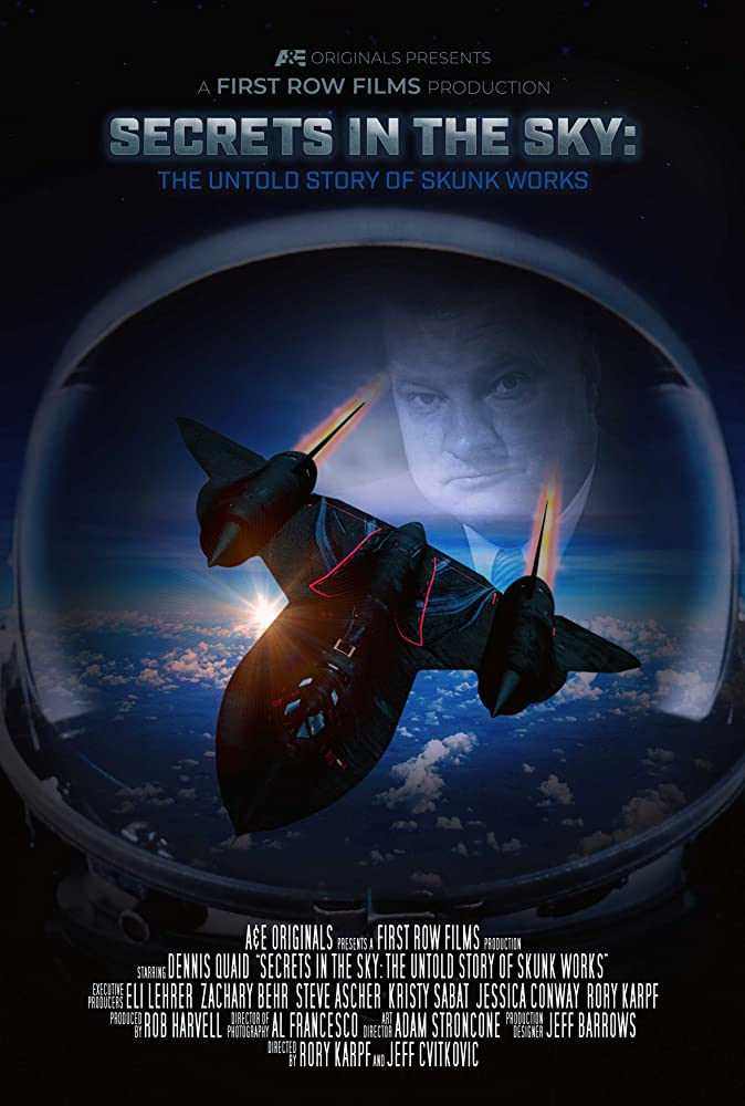 Secrets in the Sky: The Untold Story of Skunk Works Legendado