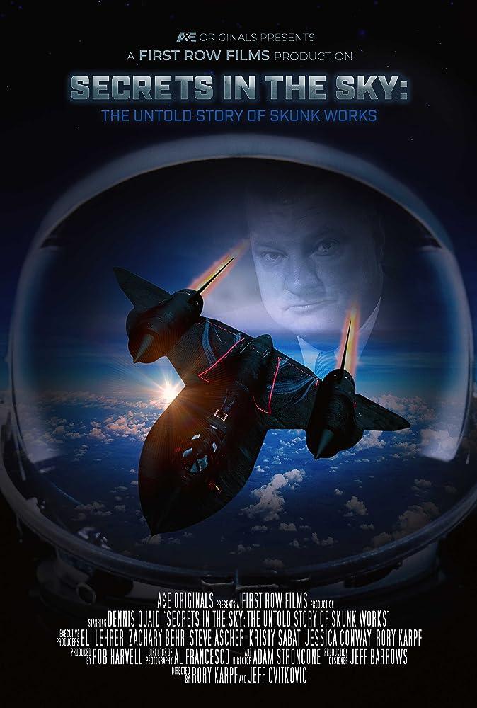 Secrets in the Sky: The Untold Story of Skunk Works Legendado