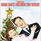 Barbara Stanwyck, Dennis Morgan, and S.Z. Sakall in Christmas in Connecticut (1945)
