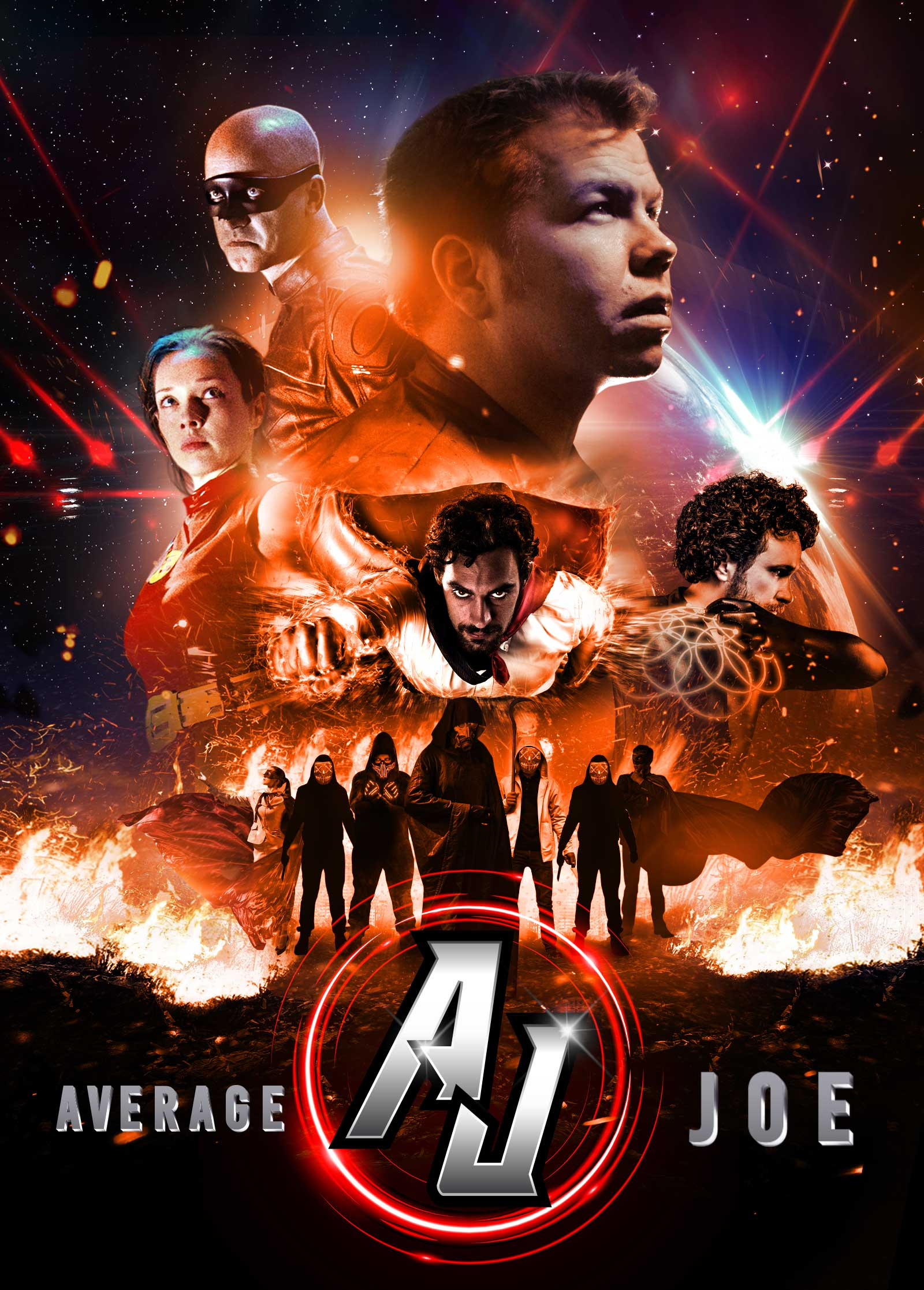 Average Joe 2021 English HDRip 300MB Download