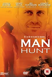 The Manhunt Poster