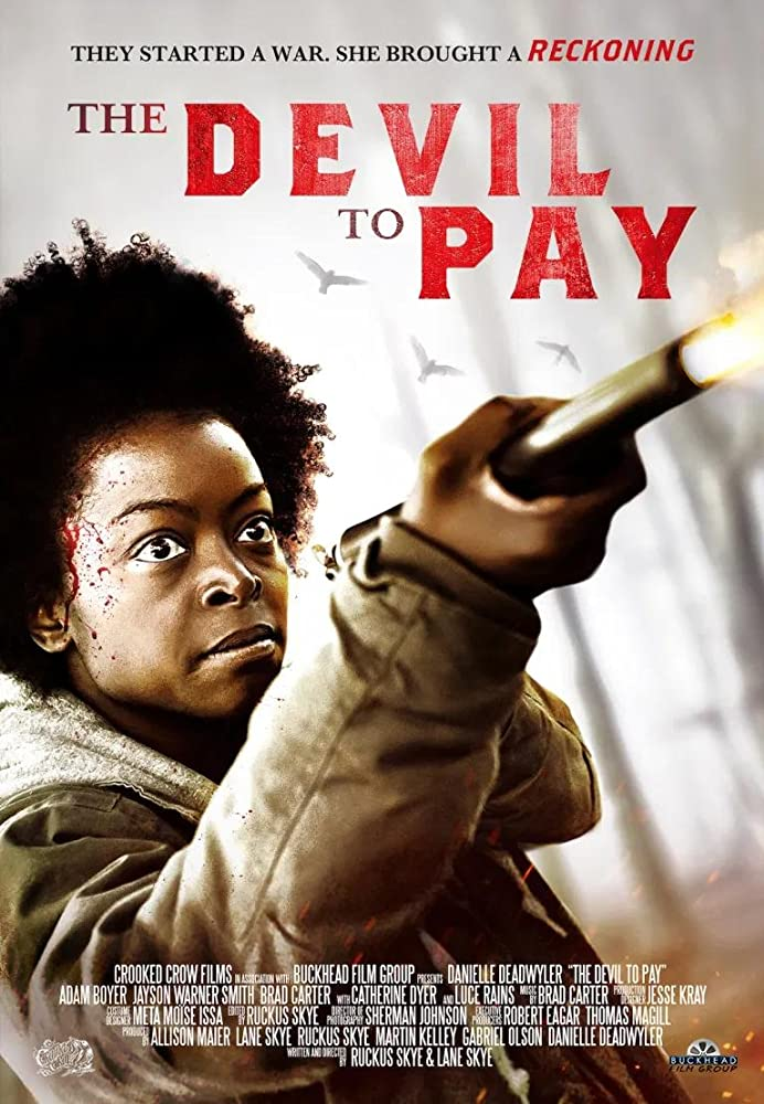 Download The Devil to Pay 2020 English 480p HDRip 300MB