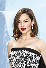 Primary photo for Emilia Clarke