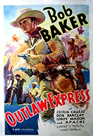 Outlaw Express Poster