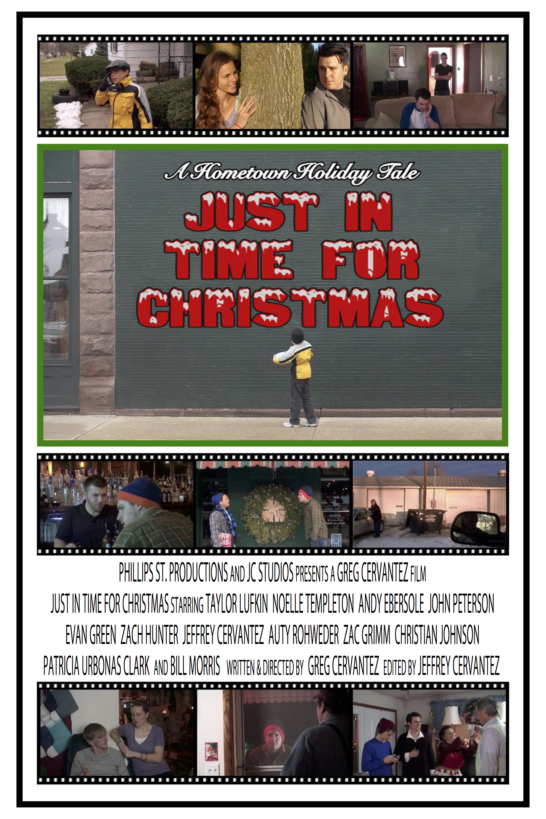 Just in Time for Christmas (2014) - IMDb