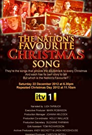 The Nation's Favourite Christmas Song Poster