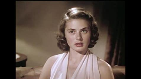 Ingrid Bergman movie