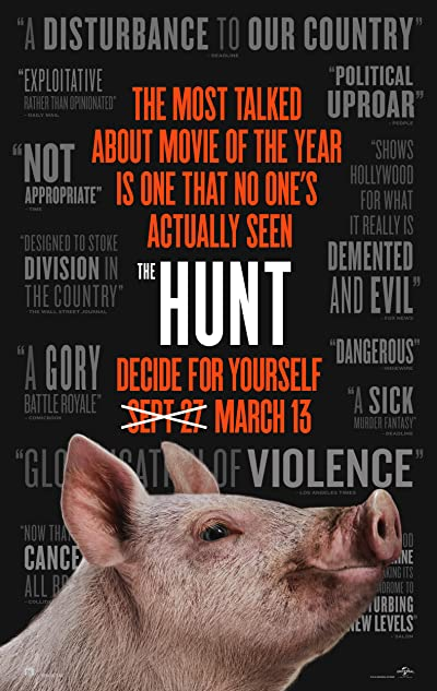 The Hunt 2020 WEB-DL 720p Full English Movie Download