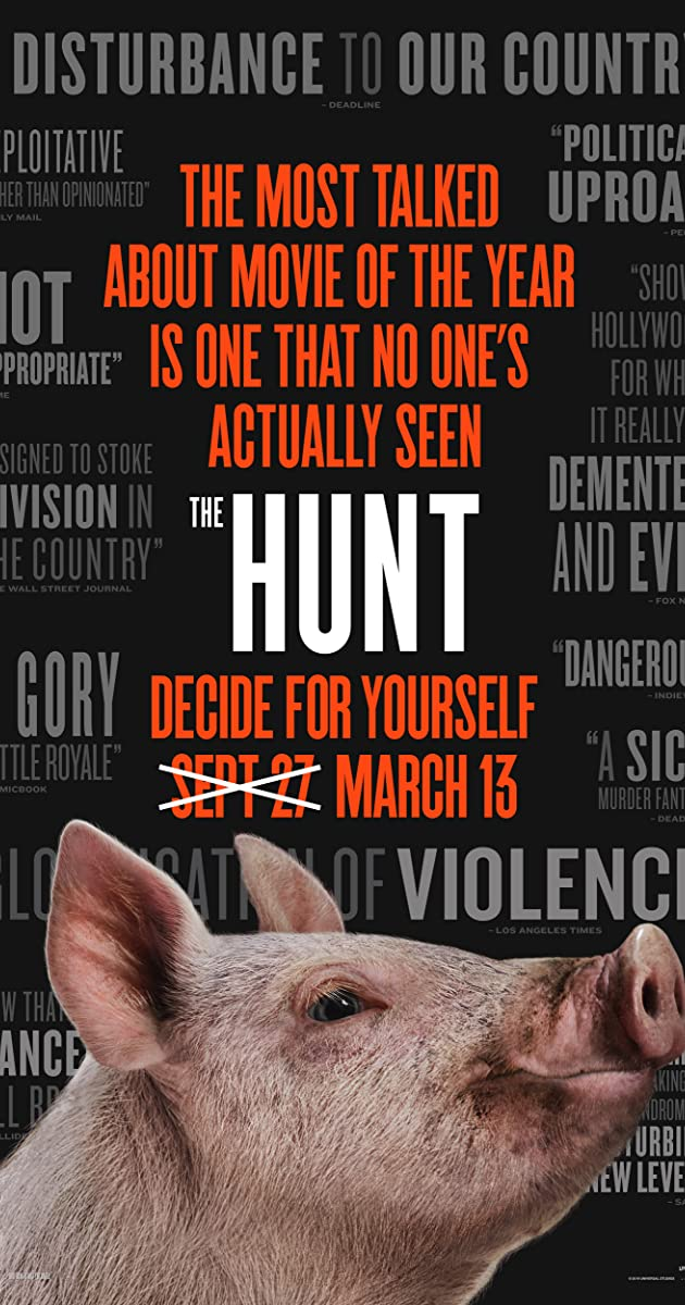 Image result for the hunt poster