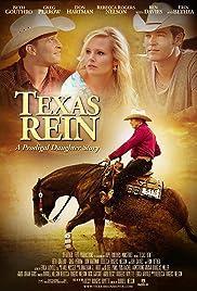 Texas Rein Poster