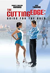 Christy Carlson Romano and Ross Thomas in The Cutting Edge: Going for the Gold (2006)