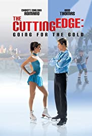 The Cutting Edge: Going for the Gold Poster