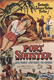 Port Sinister (1953) starring James Warren on DVD on DVD