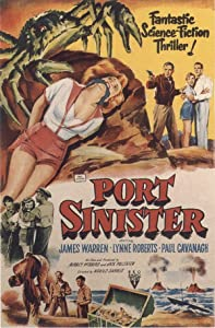 Legal mp4 downloads movies Port Sinister by Harold Daniels 2160p]