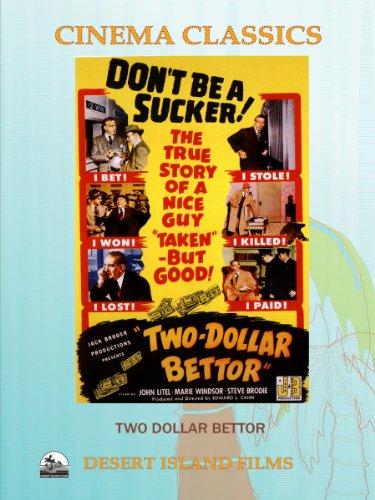 Steve Brodie, Kit Guard, John Litel, and Robert Sherwood in Two Dollar Bettor (1951)