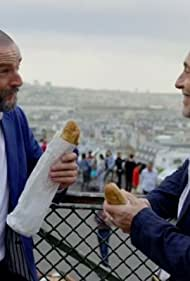 Michel Roux Jr. and Fred Sirieix in Remarkable Places to Eat (2019)