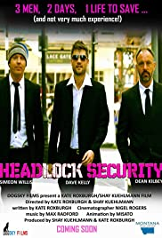 Headlock Security Poster
