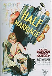 Half Marriage Poster
