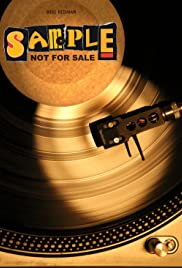 Sample: Not for Sale Poster