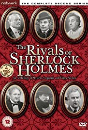 The Rivals of Sherlock Holmes Poster - TV Show Forum, Cast, Reviews