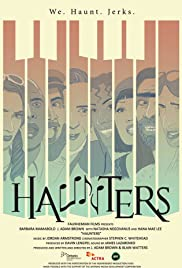 Haunters: The Musical Poster