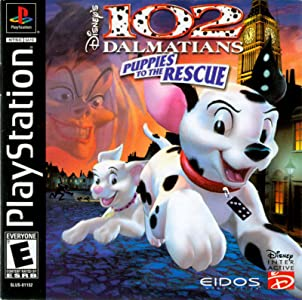 hindi 102 Dalmatians: Puppies to the Rescue