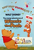 Primary image for The Many Adventures of Winnie the Pooh