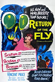Return of the Fly (1959) Poster - Movie Forum, Cast, Reviews