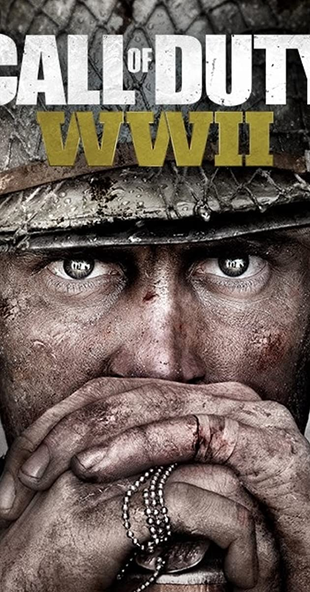 Call of Duty ~ World War 2 WWII Fight For Freedom ~ Game Double Sided Poster Art