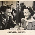 Petula Clark and Richard Gale in Madame Louise (1951)