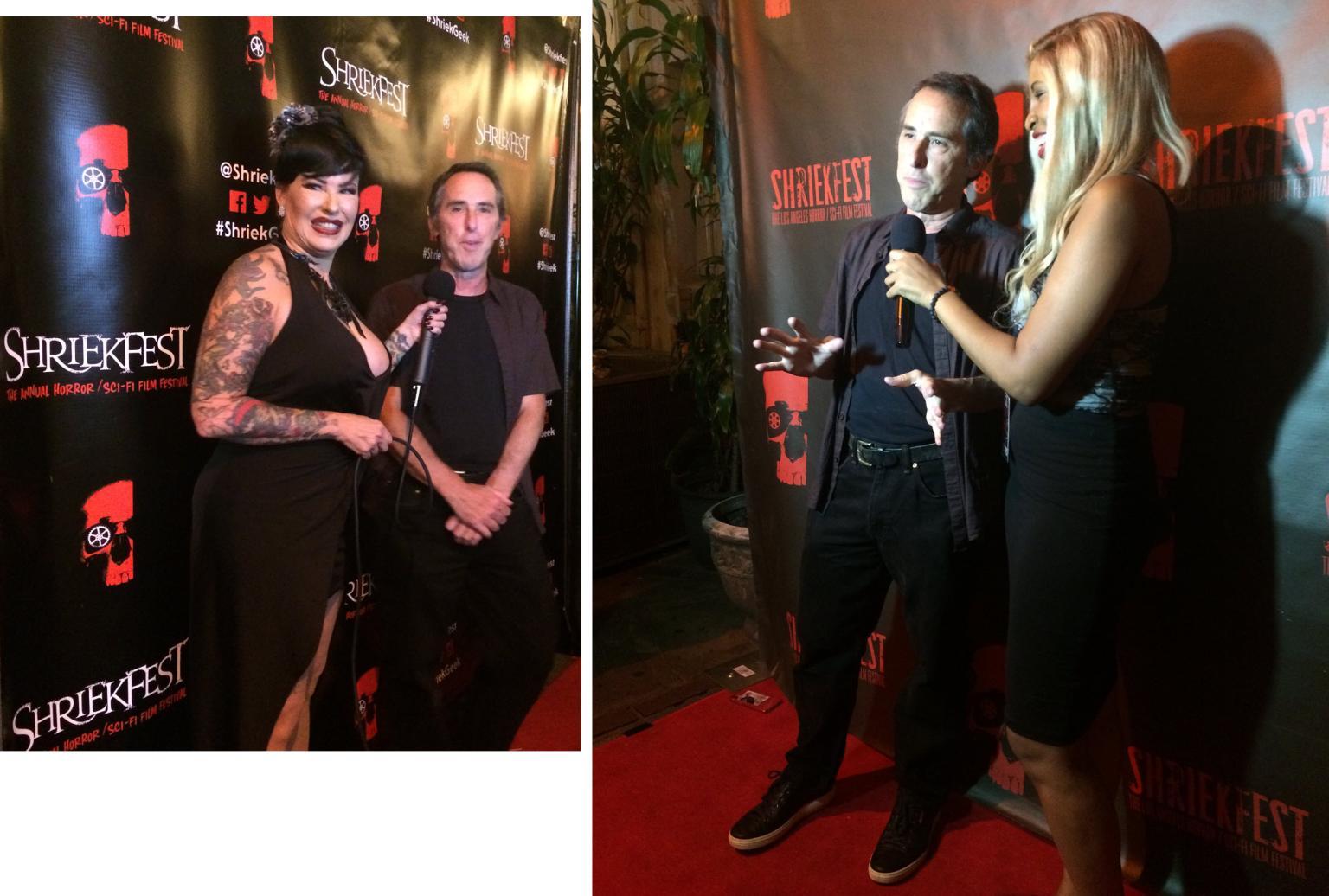 Shriekfest 2019 - Red Carpet