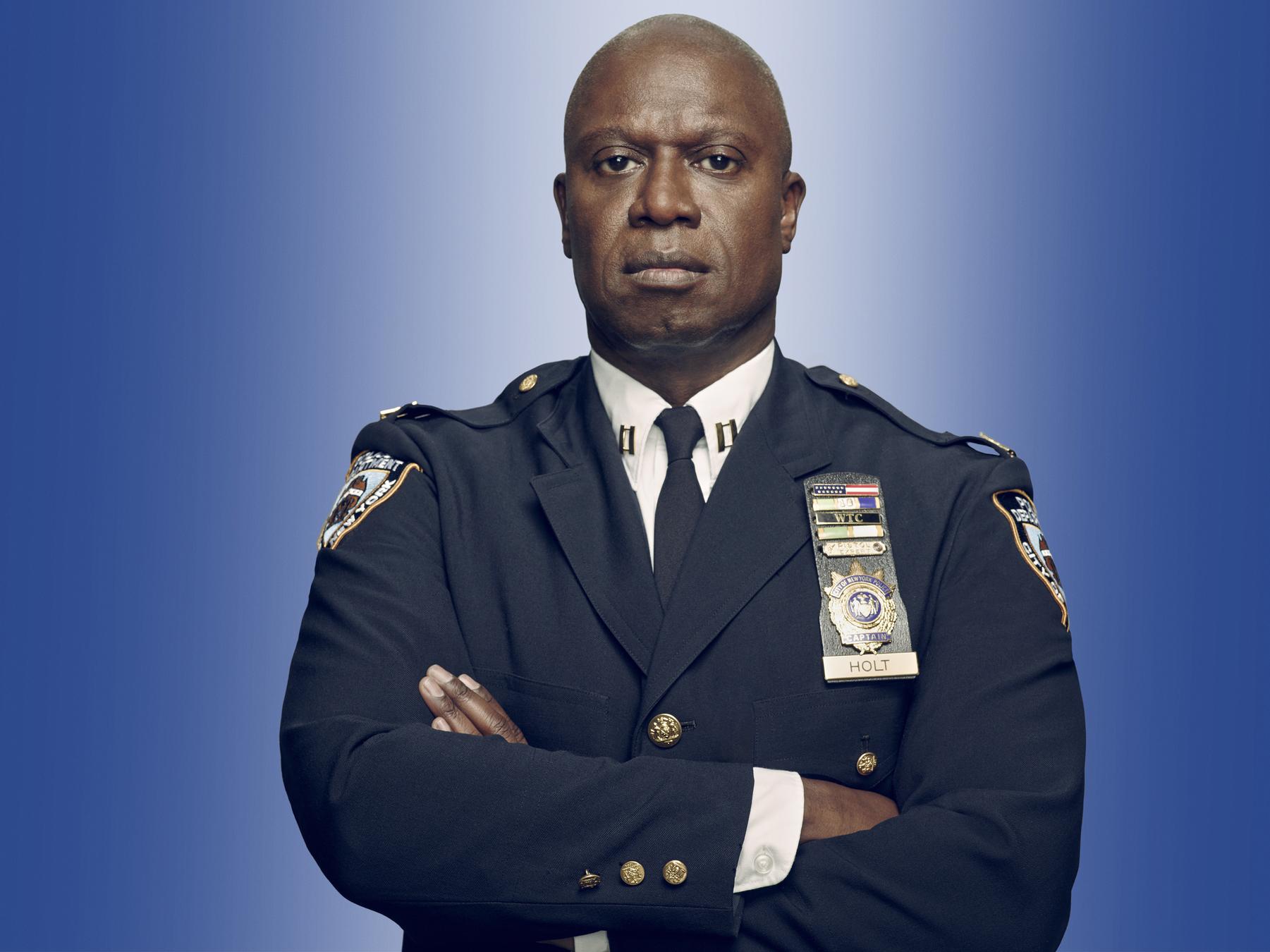 Andre Braugher in Brooklyn Nine-Nine (2013)