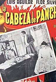 Luis Aguilar and Flor Silvestre in La cabeza de Pancho Villa (1957)