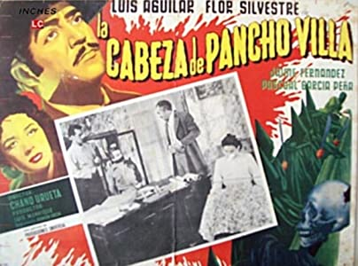 Full psp movie downloads La cabeza de Pancho Villa [720x320]