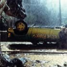 Sam Neill and Ariana Richards in Jurassic Park (1993)