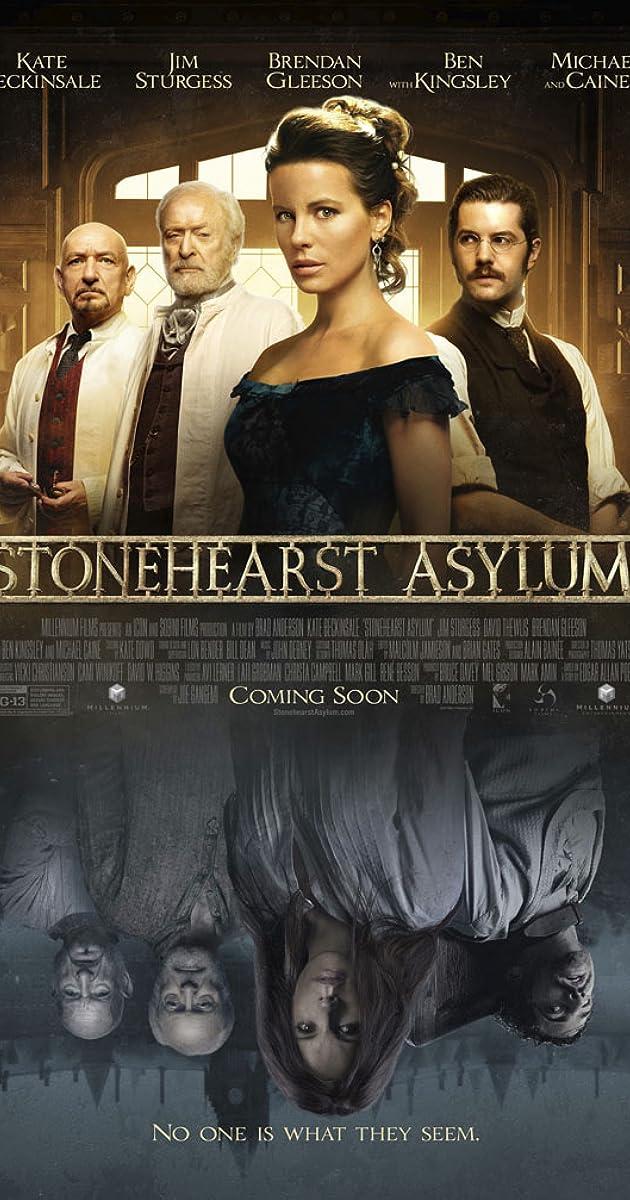 Subtitle of Stonehearst Asylum