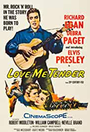 Watch Movie Love Me Tender (1956)