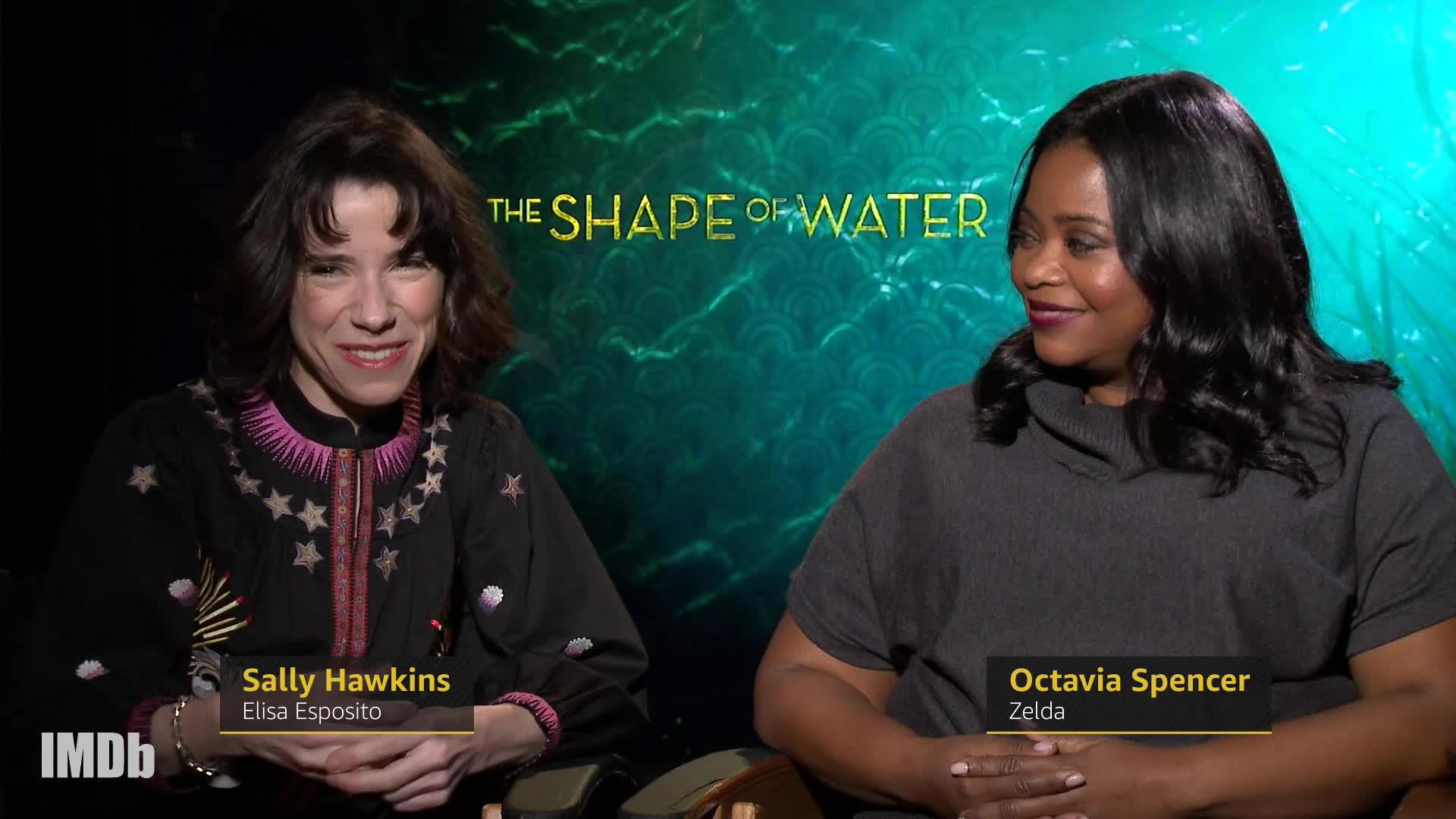 Why The Shape Of Water Cast Loves Guillermo Del Toro