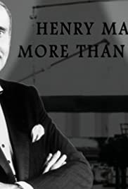 Henry Mancini: More Than Music Poster