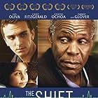 Danny Glover, Leo Oliva, Casey Fitzgerald, and Genesis Ochoa in The Shift (2013)