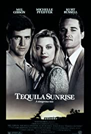 Tequila Sunrise (1988) Poster - Movie Forum, Cast, Reviews