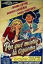 ¿Por qué mintió la cigüeña? (1949) Poster